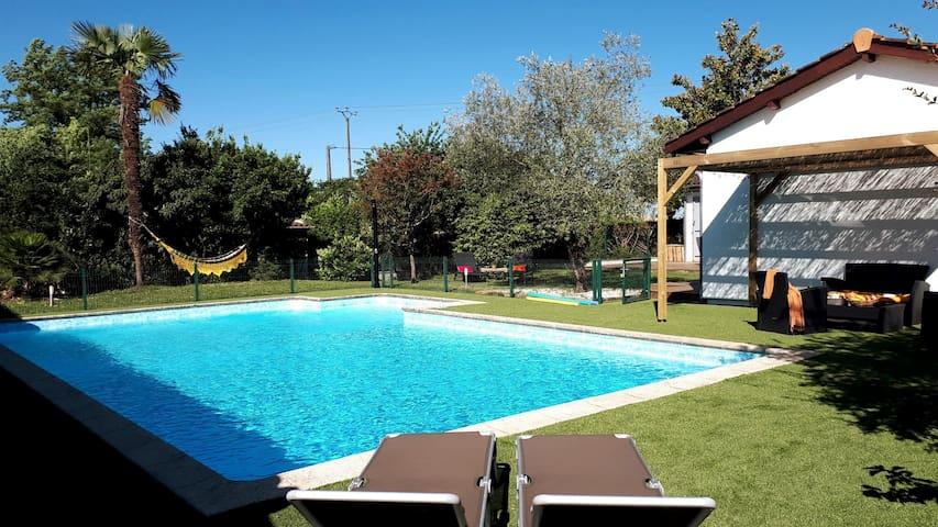 Villa Farniente proche Bordeaux piscine et jacuzzi