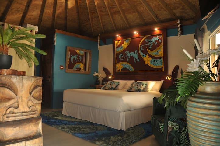 Mango Island Lodges Prestige room Mana Iti Dominica