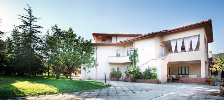 Tenuta Nuvoli, appartamento indipendente in villa
