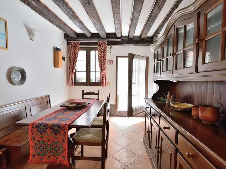 Cosy, typical Venetian flat