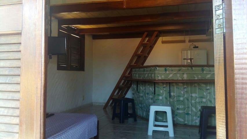 Um a apartamento completo - Cumuruxatiba
