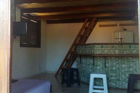 Um a apartamento completo - Cumuruxatiba - Wohnung