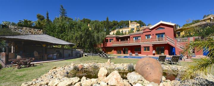 Villa Viñales. Stunning beauty.