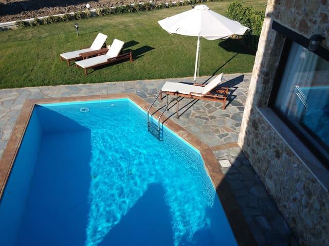 s4sani - S3 Luxury Residence with Private Pool - Sane - Kondominium