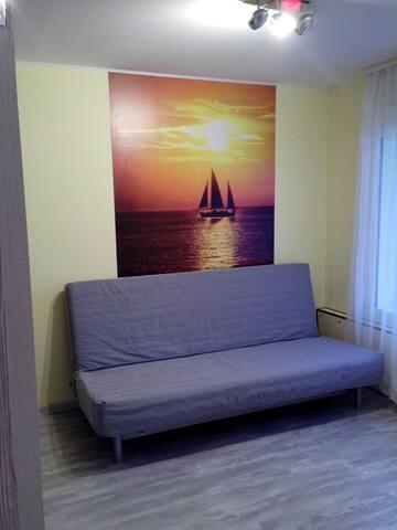 Уютная двушка - Moskwa - Apartament