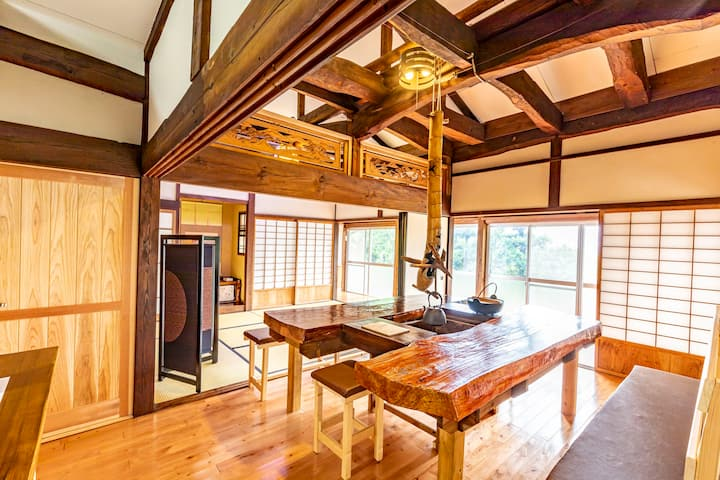 "【Quaint Japanese House】 ""KOKOKYAN"" FARM STAY"