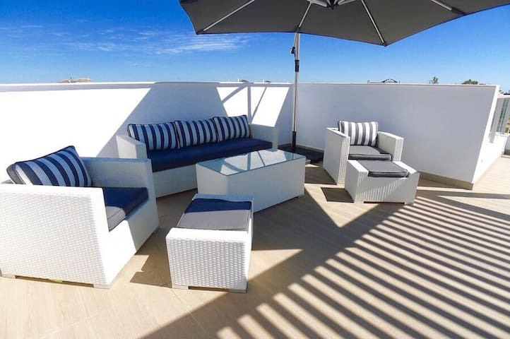 Marbella Penthouse - new and modern - Marbella - Appartement