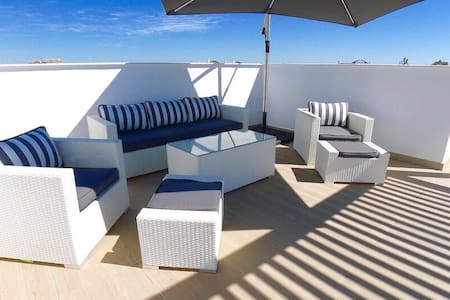 Marbella Penthouse - new and modern
