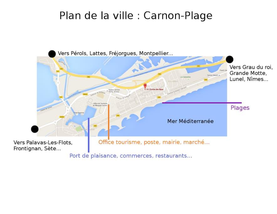 Plan ville