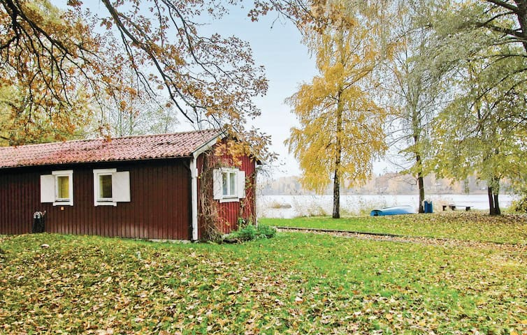 Holiday apartment with 1 bedroom on 37 m² in Sköldinge