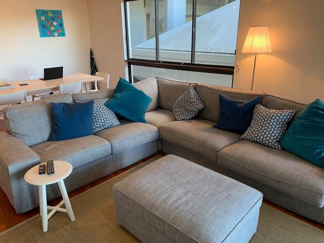Entire apartment with Sydney Harbour Bridge view