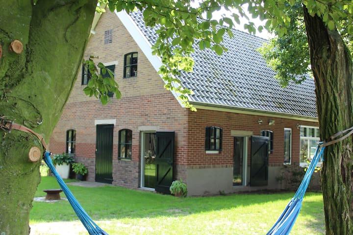 Onder de Kastanje De oude Stal, 4 persoons  huis