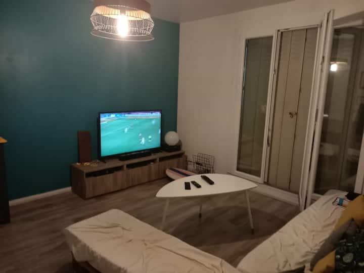 Appartement situé dans le centre de Clermont Fd