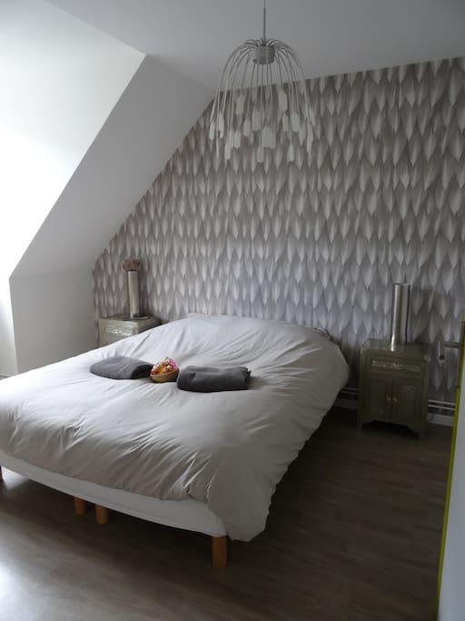 Chambre tout confort avec petit d j pour l 39 euro houses for Chambre a part couple