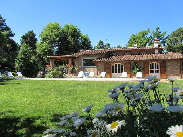 Villa Caterina - Capannori - Villa