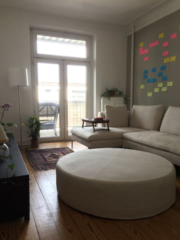 Comfort, Convenience and Serenity in Winterhude - Hambourg - Appartement