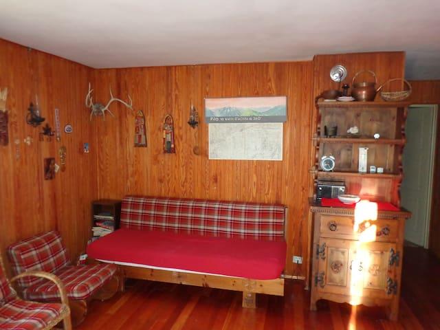 appartamento pila fr. petit cerise - Pila - Daire