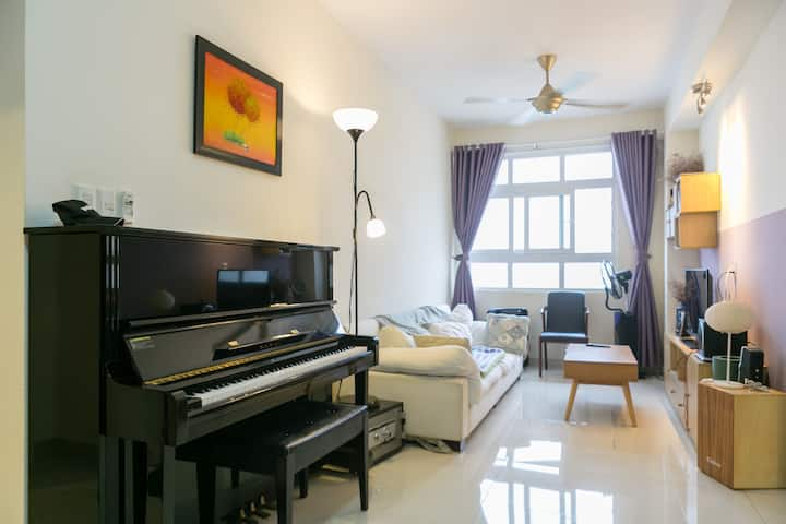 Cosy 3 bed room apartment
