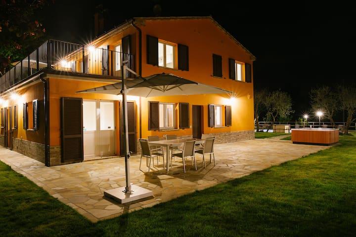 Montenovo Country House - Rustico