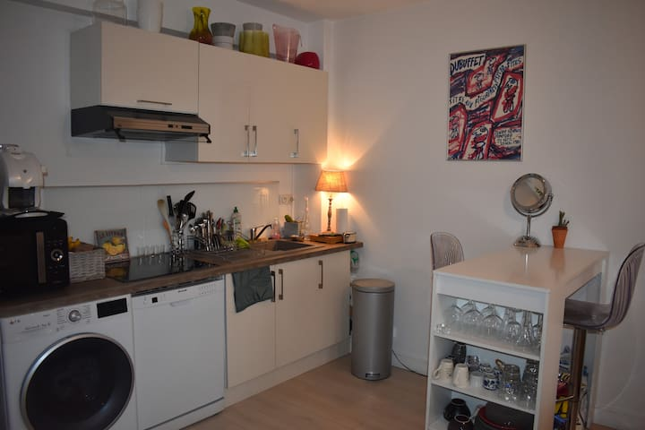 Open US Kitchen fully equipped