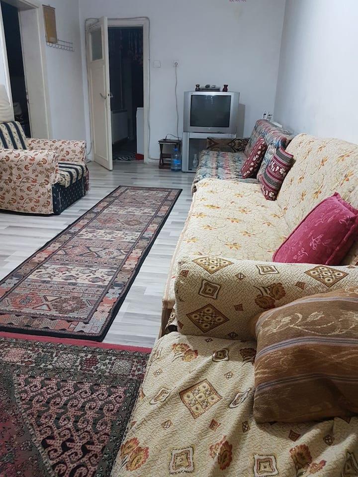 Ankara Kızılcahamam Eşyalı Kiralık Ev Günlük/Aylık