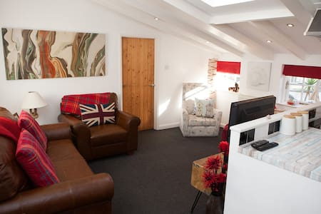 The Drift - One Bedroom Loft in Central St Ives - Saint Ives