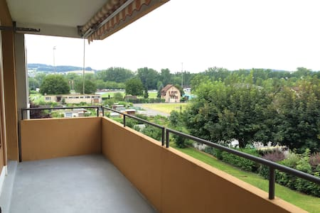 Good and cheap place near Zurich - Brugg - Apartmen