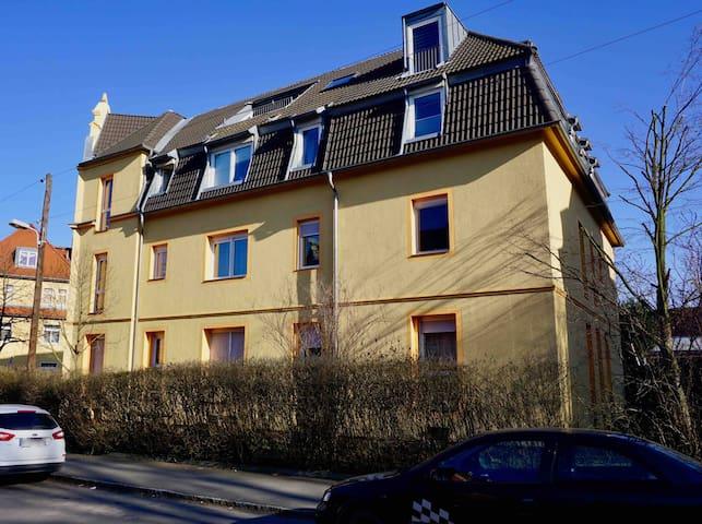 Traumhaft Wohnen in Dresden-Zschachwitz