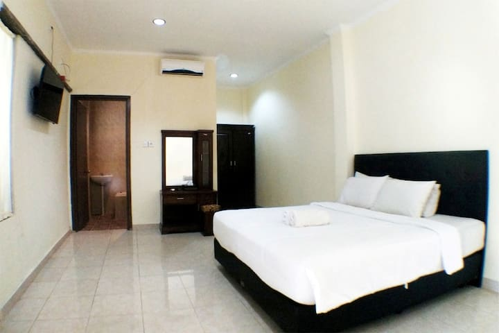 Value for Money! 100 meters from Jimbaran Beach