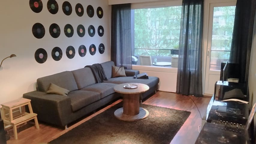 MODERN, CLEAN AND COOL FLAT WITH PERFECT LOCATION - Porvoo - Byt