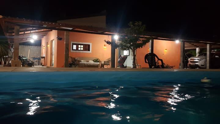 Casa de Praia Girassol