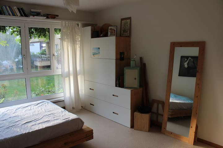 Charming & Spacious 3.5 rooms flat in Zürich !