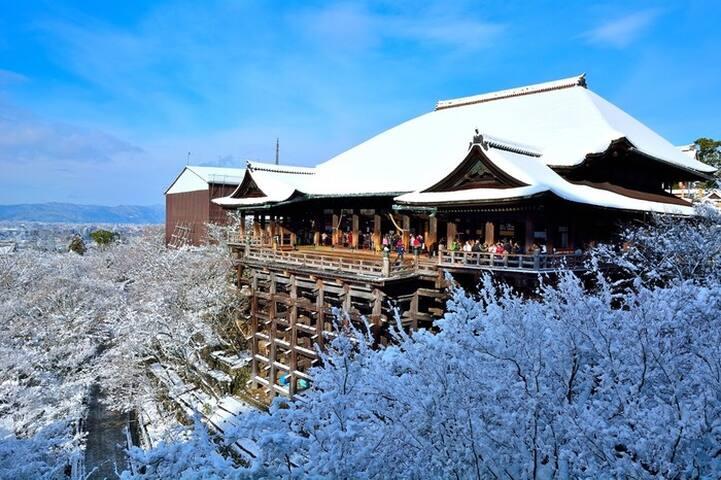 Smile kyoto 401 - 8 min walk KIYOMIZU Temple
