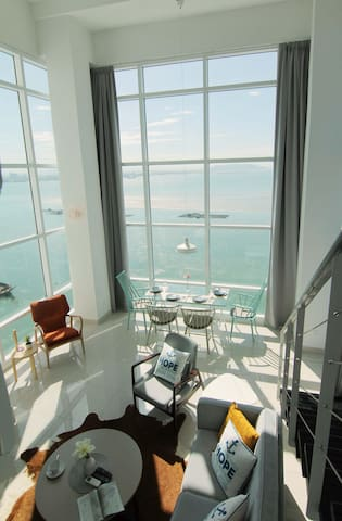 Maritime Full Seaview Duplex Suites ^无敌全海景~