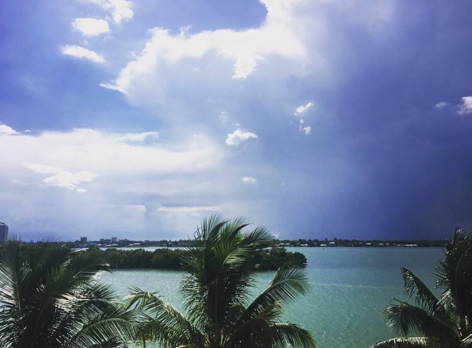 Biscayne Bay View