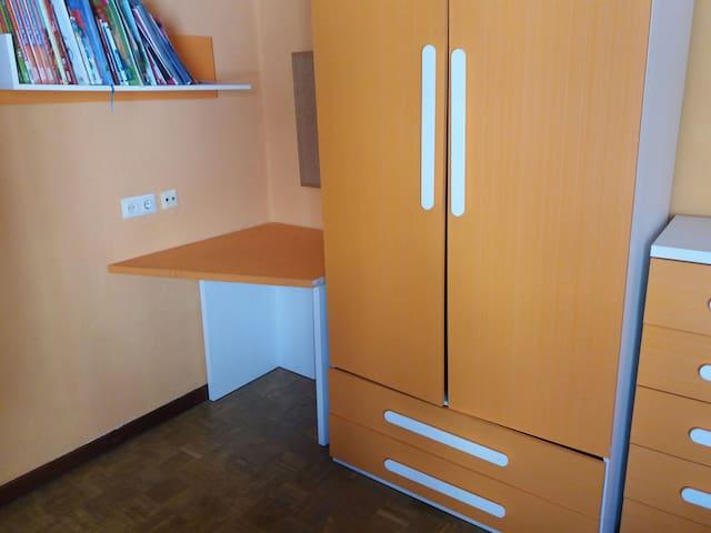 Habitacion privada - Paterna - Apartemen