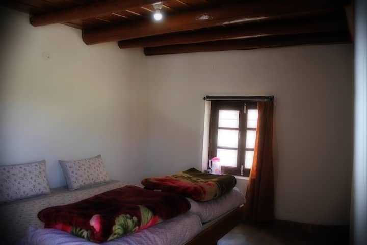 Milarepa Guest House Room 3
