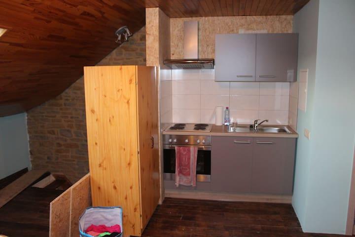 studio 1 - 2 personnes à Athus - Aubange - Guesthouse