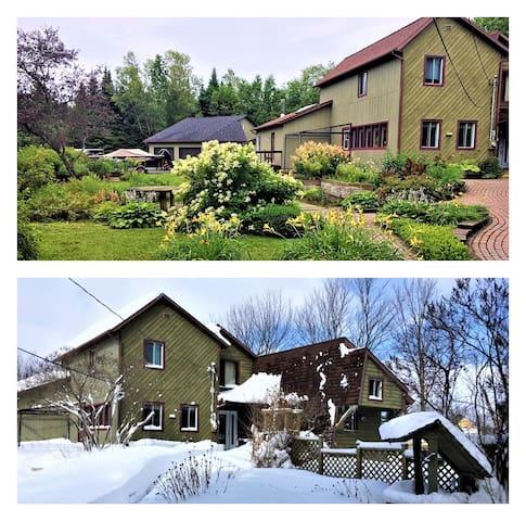 Magnifique maison style auberge