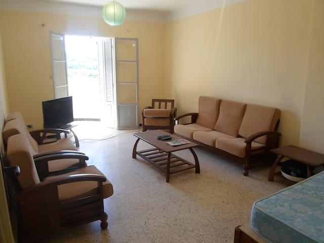 appartement a 100 m de la plage