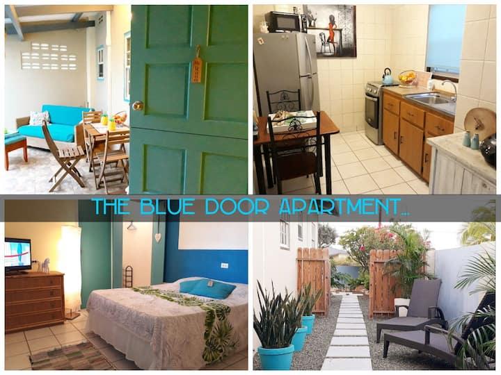 The blue door apartment