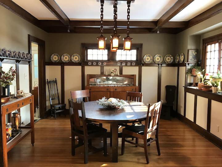 Beautiful Parkside Craftsman Style Home