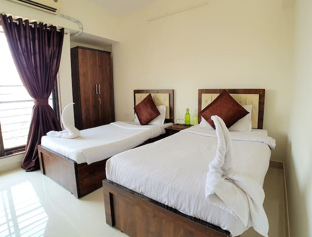 One Private Room in a 2 BHK