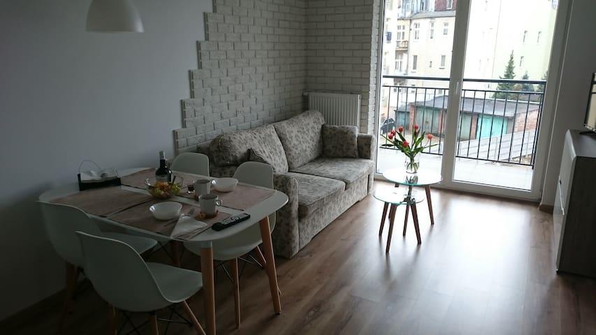 Apartament Śródm./Centrum Bydgoszcz - Bydgoszcz - Apartment
