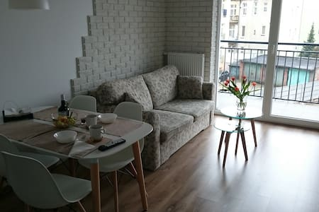 Apartament Śródm./Centrum Bydgoszcz