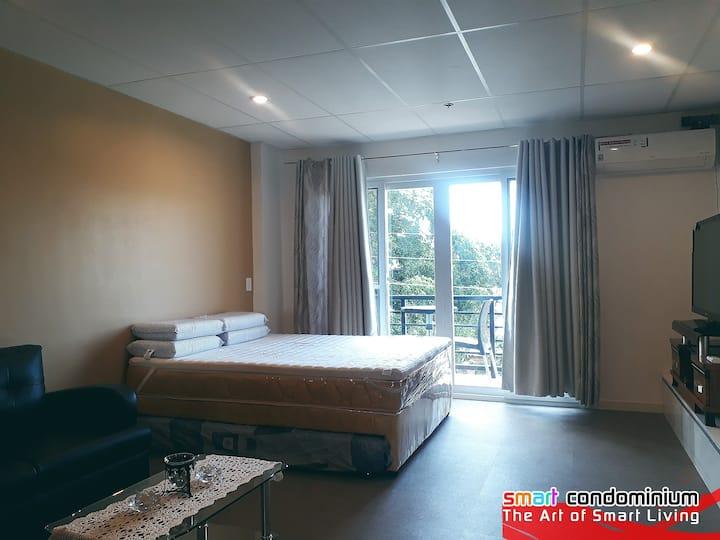 Smart Condominium - StudioW/Bal 2 - Cagayan de Oro