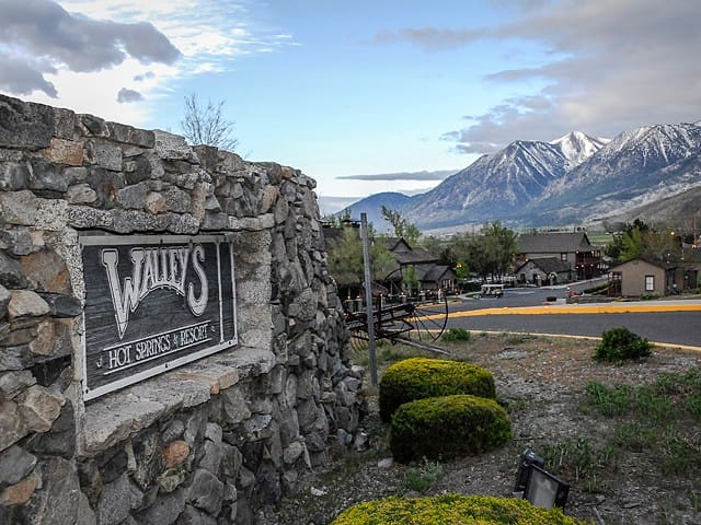 1 Bed David Walleys Hot Springs - Gardnerville - Appartement
