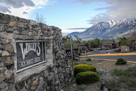 1 Bed David Walleys Hot Springs - Gardnerville