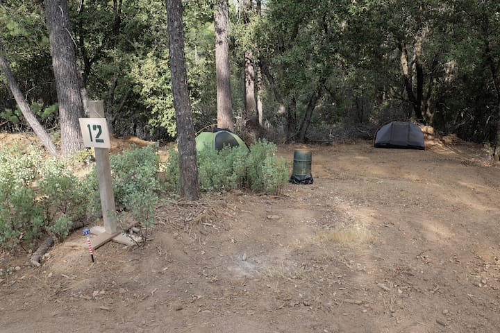 Wilderness Tent Camping 24Mi from Yosemite #12