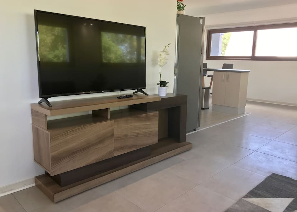 Led Smart TV y Home Theater